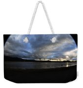 Too Much Rain Weekender Tote Bag