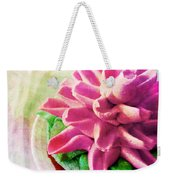 Too Pretty To Eat Weekender Tote Bag