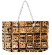Drawers Weekender Tote Bag