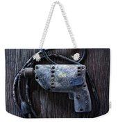 Tools On Wood 28 Weekender Tote Bag