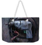 Tools On Wood 29 Weekender Tote Bag