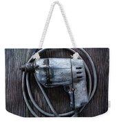 Tools On Wood 30 Weekender Tote Bag