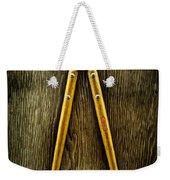 Tools On Wood 34 Weekender Tote Bag