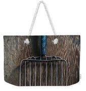 Tools On Wood 66 Weekender Tote Bag