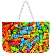 Tootsie Fruit Chews Weekender Tote Bag