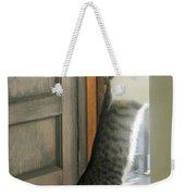 Tip Toe Cat Weekender Tote Bag