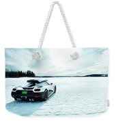 Top Gear Weekender Tote Bag