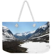 Top Of Rv 63 Weekender Tote Bag