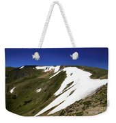 Top Of The Cirque Weekender Tote Bag