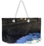 Top Of The Cove Weekender Tote Bag