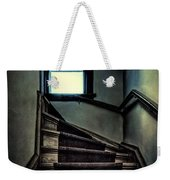 Top Of The Stairs Weekender Tote Bag