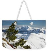 Top Of The Top - Lombardy / Italy Weekender Tote Bag