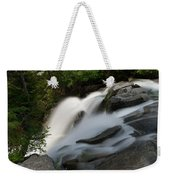 Top Of The Washington Cascades Weekender Tote Bag