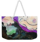Topless Stoner Weekender Tote Bag