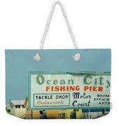 Topsail Island 1996 Ocean City Weekender Tote Bag