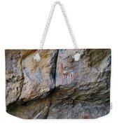 Toquima Cave Pictographs Weekender Tote Bag