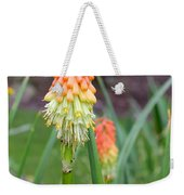 Torch Lily Flower Weekender Tote Bag