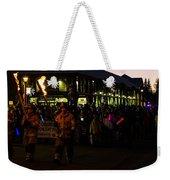 Torchlight Parade Weekender Tote Bag