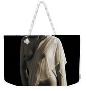 Toriwaits Nude Fine Art Print Photograph In Black And White 5117 Weekender Tote Bag