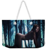 Toriwaits Nude Fine Art Print Photograph In Color 5071.02 Weekender Tote Bag