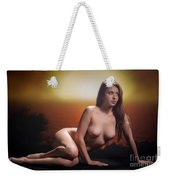 Toriwaits Nude Fine Art Print Photograph In Color 5075.02 Weekender Tote Bag