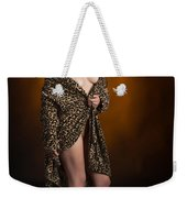 Toriwaits Nude Fine Art Print Photograph In Color 5078.02 Weekender Tote Bag