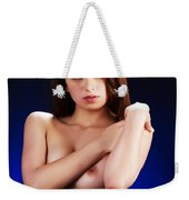 Toriwaits Nude Fine Art Print Photograph In Color 5080.02 Weekender Tote Bag