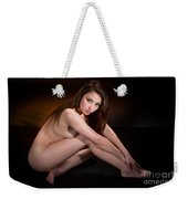 Toriwaits Nude Fine Art Print Photograph In Color 5084.02 Weekender Tote Bag