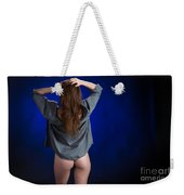 Toriwaits Nude Fine Art Print Photograph In Color 5085.02 Weekender Tote Bag