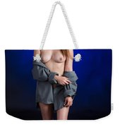 Toriwaits Nude Fine Art Print Photograph In Color 5086.02 Weekender Tote Bag