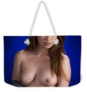 Toriwaits Nude Fine Art Print Photograph In Color 5087.02 Weekender Tote Bag