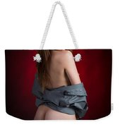 Toriwaits Nude Fine Art Print Photograph In Color 5089.02 Weekender Tote Bag
