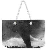 Tornado, C1913-1917 Weekender Tote Bag