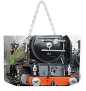 Tornado  Living Steam Weekender Tote Bag