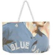 Toronto Blue Jays Josh Donaldson 4 Weekender Tote Bag