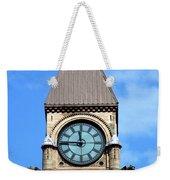 Toronto Clock Tower Weekender Tote Bag