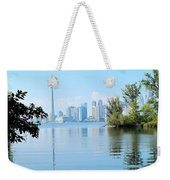Toronto From The Islands Park Weekender Tote Bag