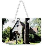 Toronto Island Chapel Weekender Tote Bag