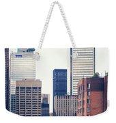 Toronto - Skyline Weekender Tote Bag