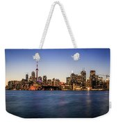 Toronto Sundown Weekender Tote Bag