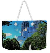 Toronto Wellington Street Park Weekender Tote Bag