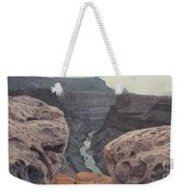 Toroweap Overlook Grand Canyon North Rim Weekender Tote Bag