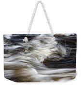 Water Flow 2 Weekender Tote Bag
