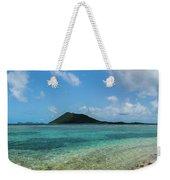 Tortola Waters Weekender Tote Bag