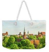 Torun Old Town Weekender Tote Bag