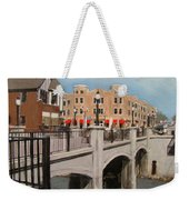 Tosa Village Bridge Weekender Tote Bag
