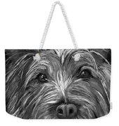Tosha The Highland Terrier Weekender Tote Bag