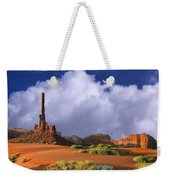 Totem Pole Monument Valley Weekender Tote Bag