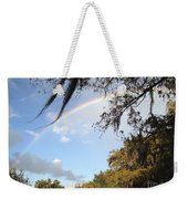Touch A Rainbow  Weekender Tote Bag