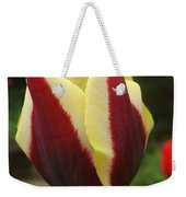 Touch Me In The Morning Weekender Tote Bag